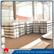 Best Cheap Hot Corrugated Galvanized Metal Steel Roof Sheet / Zinc PPGI Color Coated