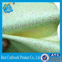 Hot New Products For 2014 India Glitter Leather In China