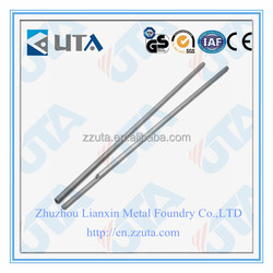 raw material one straight hole tungsten carbide pipe