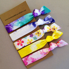 New Arrival OEM design flat hair band elastic from manufacturer