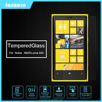 Tempered Glass Screen Protector For Nokia N920/Lumia 920 Anti-shutter&Cracked 9H 0.33mm for Nokia N920/Lumia 920