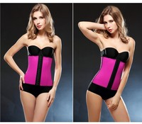 Sexy Latex Rubber Clothes For Women Waist Trainer Training Corsets