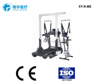 rehabilitation physiotherapy equipment for gait training, gait taining equipment with medical slow treadmill