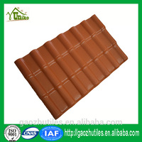 recyling excellent load-carrying ability synthetic resin roof sheet for warehouse