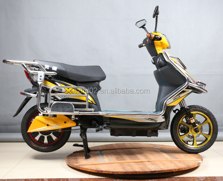 LCD speedo electric motorcycle mini electric scooter for adult