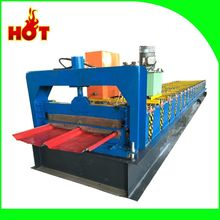 JCH Standing Seam Roll Forming Machine,Steel Structural metal sheet roll forming machine roof tile