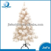 Unique PVC Silver Christmas Tree with Tips