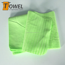 Absorbing water cloth pva chamois cloths for car cleaning ,kitchen cleaning