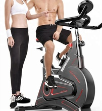 Gym Equipment Aerobic Exercise Ultra - quiet Spinning Bike Magnetic