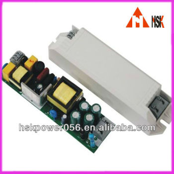 high power 34w led tube external driver