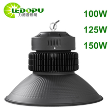 UL CUL DLC Light Bendable Material Heat Sink Used Gas Station Canopy for Sale High Bay 120W Light