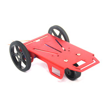 2WD Drive Electronic Smart Rc Car Robot Chassis Kit