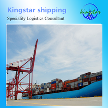 Competitive international ocean freight forwarder to MUSCAT