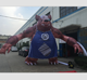Large Custom inflatable World of Warcraft WOW cartoon model for Event
