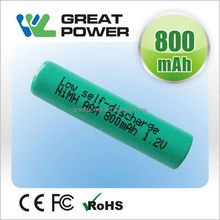 Designer eco friendly sunrise rechargeable battery