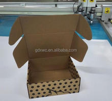Customized packaging products corrugated box