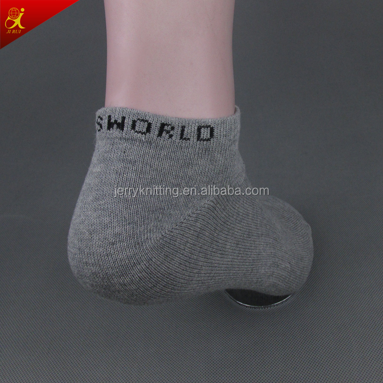solid color 144N men ankle sock low cut sock sneakers