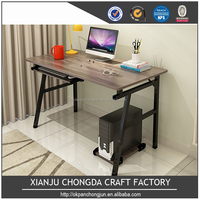 China supplier sale computer desk table classic design low price wooden computer desk