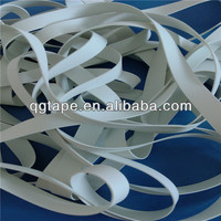 Shanghai Latex Elastic Rubber and synthetic rubber Tape Used For Swimsuit