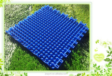 Pure pp raw material best price professional factory portable innovative non-slip interlocking outdoor basketball flooring