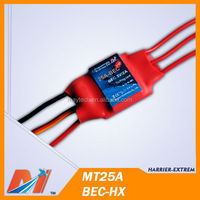 Maytech Jet BL Speed Controller 25A esc for model aircraft rc heli hobby