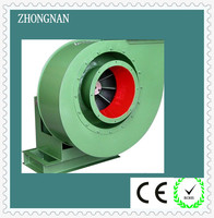 Industrial exhaust ventilation air fan blower with DC motor