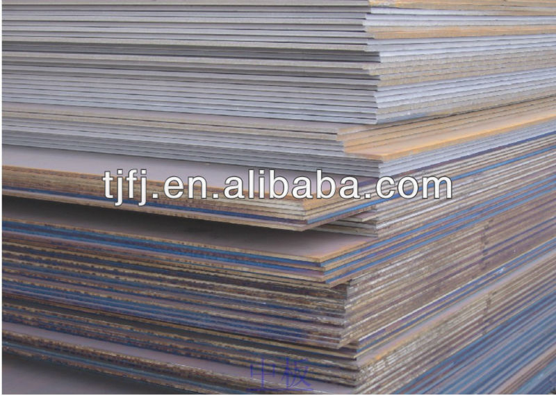 ss400 carbon steel plate specification