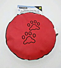 round shape oxford cloth soft pet interactive dog chew toy toys