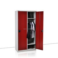 Metal locker with first grade rolled steel and keeping pickling under strict control for office and school