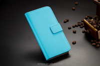 Flip Stand Phone Cover Wallet Leather Case for Huawei Ascend P1 P2 P6 P7 with Card Holder