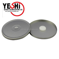 Recyclable Feature Musical Type media CD Tin Container