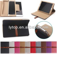 For iPad Air Folio Leather Case