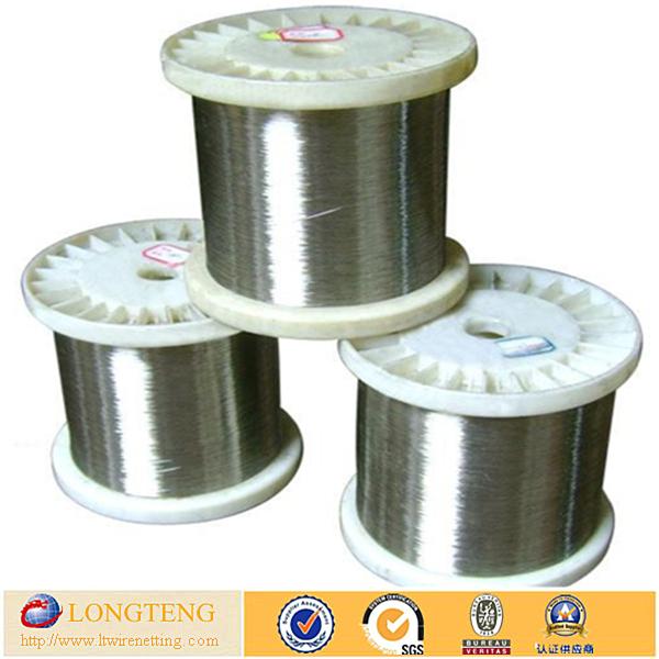 Alta calidad del alambre de acero inoxidable 316 cord n de - Alambre de acero inoxidable ...