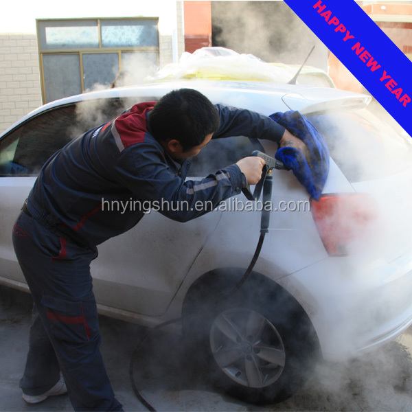 CE no boiler LPG two guns 20 bars steam car wash machine/dry cleaning equipment prices