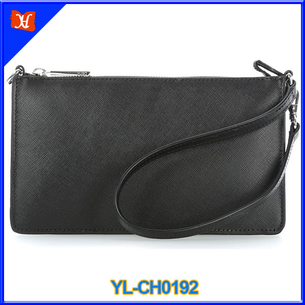 Wholesale and hot selling black clutch bag, evening clutch bag, magazine clutch bag