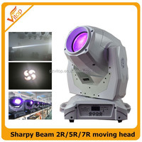 big dipper sharpy 200w beam moving head light, 5R beam sharpy light