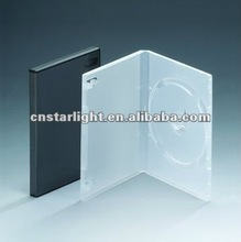 14mm Long Single Translucent DVD case
