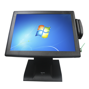 15'' Touch Screen All-in-One POS System/Machine/Cash Register for retail