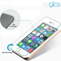 NUGLAS 2015 hot-sale screen protector for iPhone 5 diamond