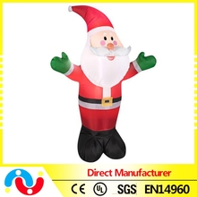 China Factory wholesale ruffle burlap Stocking for Christmas