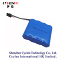 Li-ion battery pack, 7.4V 4400mah 18650 battery, 18650 battery for sale