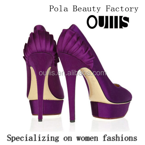 latest fashion shoes made in china oullis PJ3093