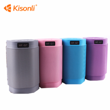 Portable Speaker Support USB Flash Drive FM Radio With Bluetooth Function