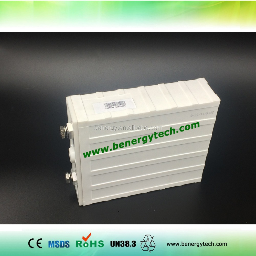 High Quality Prismatic lifepo4 battery cell 3.2V 200AH rechargeable lithium ion battery