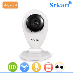 Mini security camera baby monitor hidden camera 720p P2P wireless camera remote control