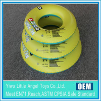 ABCD Series Adult PVC Inflatable Swim Ring