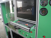 Precision pressure common rail test bench Common Rail Tester exports to Indonesia Biak