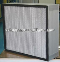 HS code for filters/china air filter according to made