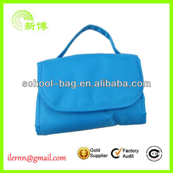 Pretty and Colorful mini lady blue hand bags