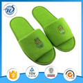 2017 Great Promotion custom washable disposable hotel slippers